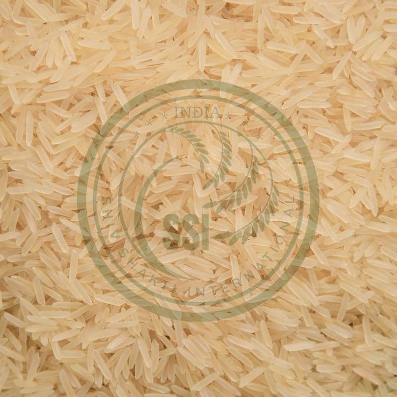 organic 1509 Sella Basmati Rice